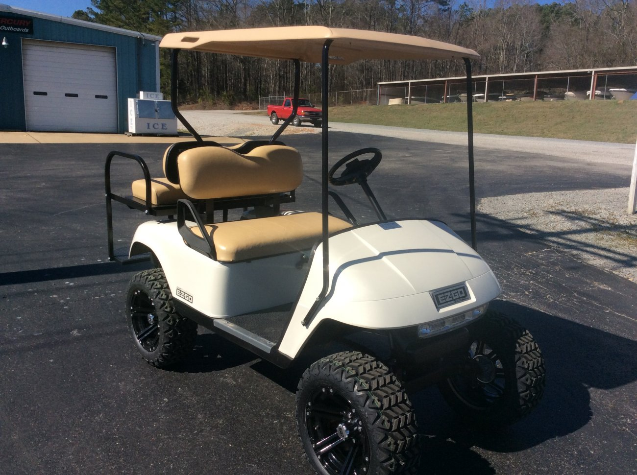 luxeelectriccar golf cart bentley april mg cars for sale
